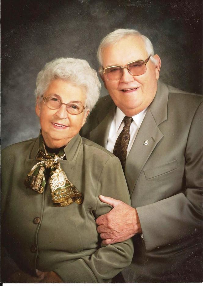 Oma and Opa - 2006ish