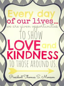 kindness everyday