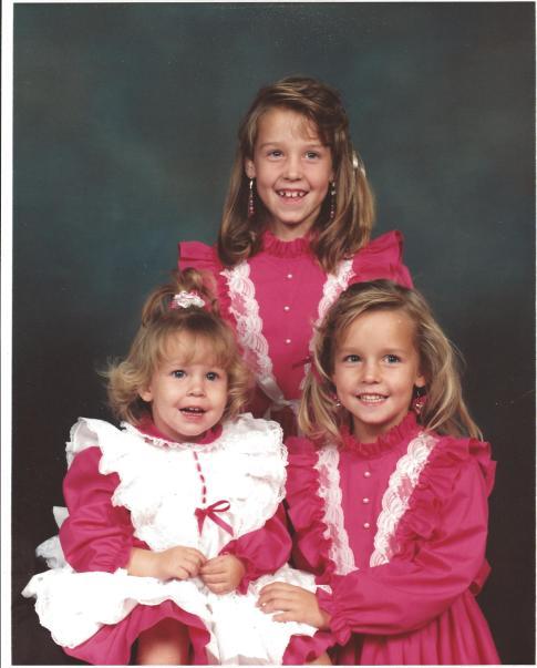 Childhood sisters