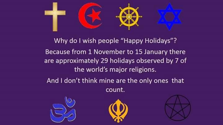 A shift in perspective miracles your center for well for Why is it merry christmas and not happy christmas